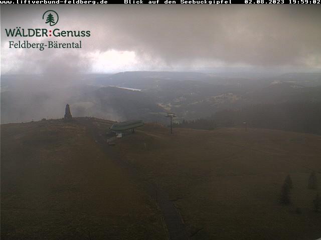 Höchster Schwarzwaldgipfel - der Feldberg