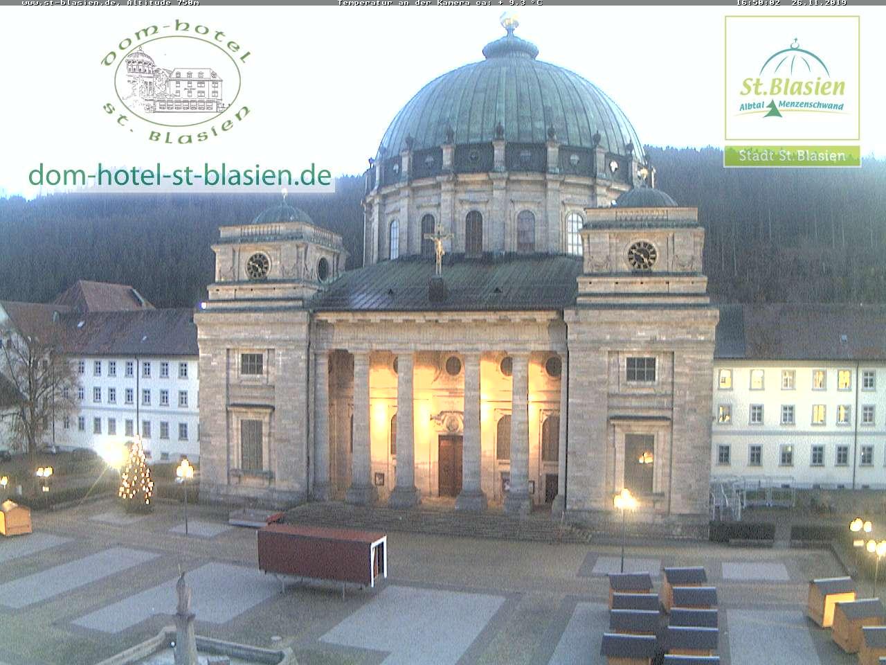 St. Blasien – Domplatz